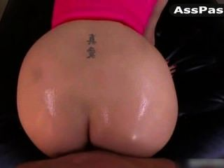 Ass Fuck By Pornstar Paige Turnah