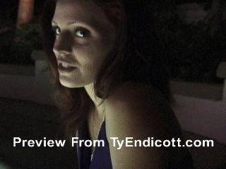 Britney Blue Smoking Fetish Trailer