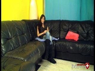 Lucy 18 Ein Geiles Teeny Beim Porno Interview