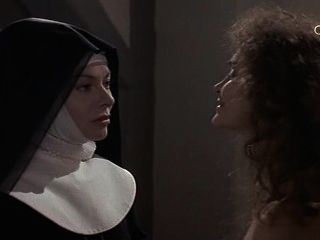 Anne Heywood And Martine Brochard In The Nuns Of Saint Archangel