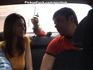 Girl Blow Job Paid Off For Taxi Services