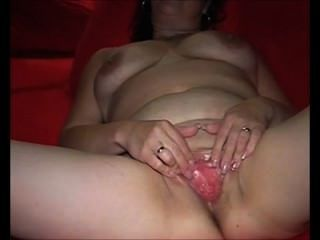 German Mom Pussy Playing