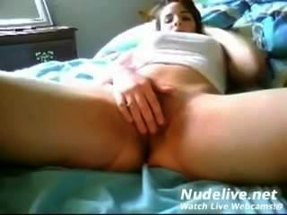 Webcam Masturbation - Super Hot And Amateur Slut