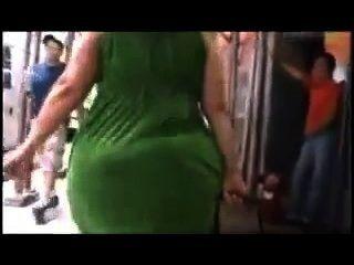 Spying Mom Bubble Butt - Plumper Ass - Fat Booty
