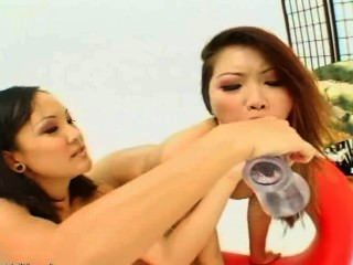 Asian Teen Anal Licking And Fucking