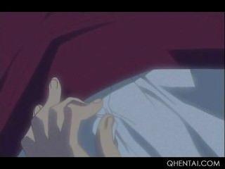 Delicate Hentai Siren Enjoying A Hot Fuck Naked Outdoor