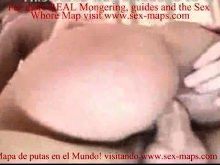 Prostituta Venezolana Cogiendo