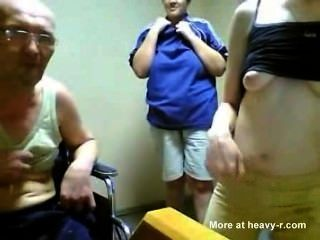 Mental Ward Webcam Giggles