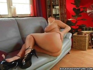 Martina Big Ass Adventure