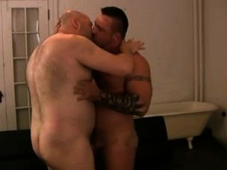 Chubby gay bears bareback sex