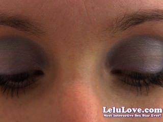 Lelu Love-makeup Eyes Lips Closeups