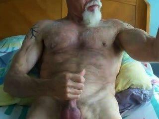 A Jerking Daddy