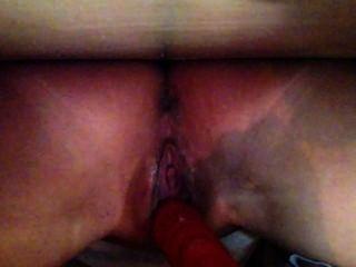 Sexy Wife Dripping Cum