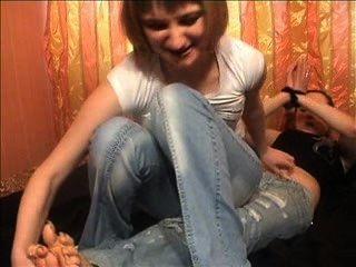 Russian Tickling Feet