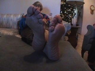 Grandma Tickle Feet
