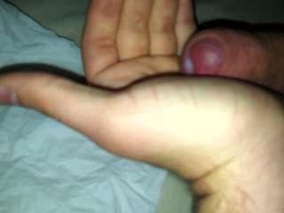 Final Cum On Hand