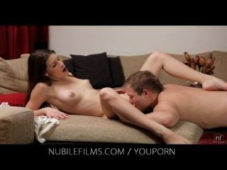 Nubile Films - Pussy Dripping With Her Lovers Hot Cum Load - Free Porn Vide