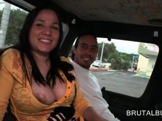 Opinion big busted women on slut bus