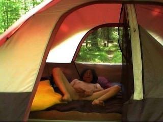 Mark Heffron - Tent Masturbation At Clear Lake