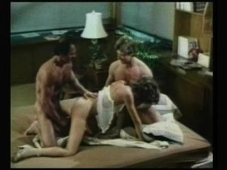 Angel - Hot Vintage Threesome