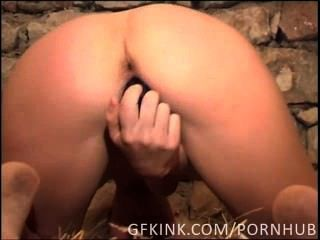 Masturbation Out Door