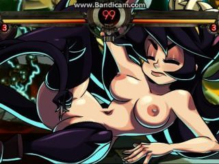 Skullgirls-filia Gets Fucked By Her Partner