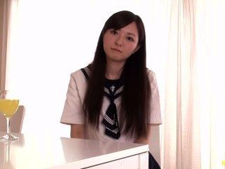 Asian Snow White Schoolgirl Av Debut