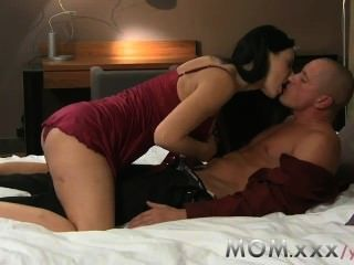 Milf Sucks And Fucks Her Younger Lover