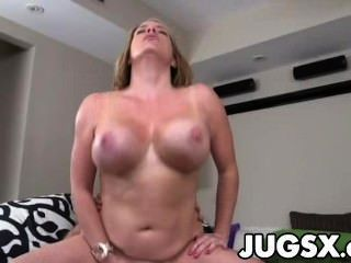 Busty Maggie Green Gets Fucked Hard
