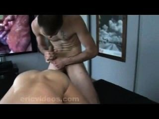 Barebacked Cum-farting Bottom