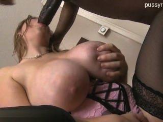 Horny Model Orgasm