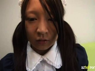 Erotic Asian Service Teen Maids Are Horny