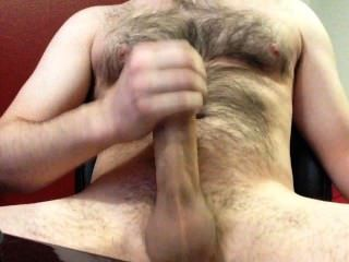 Another No-hands Cumshot!