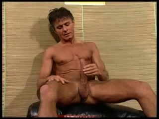 Mr. Muscleman - Lean Muscle Jerk Off