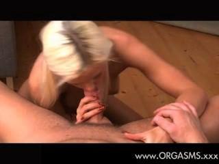 Amateur Blonde Pov Blow