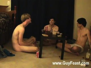 Gay Porn Trace And William Get Together With Their New Buddy Austin For