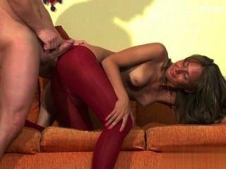 Cute Ex Girlfriend Striptease