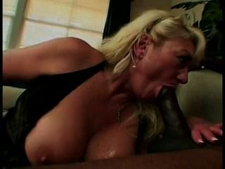 Milf dana hayes interracial blow job
