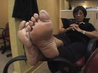 Phil Mature Foot