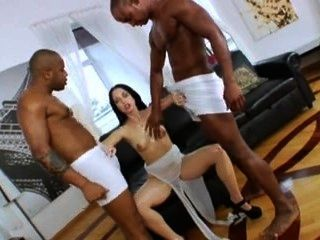 Isabella C - Threesomes Double Anal Penetration