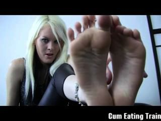 Making You Jerk Off And Eat Your Own Cum Cei