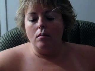 Melissa Smoking Sexy