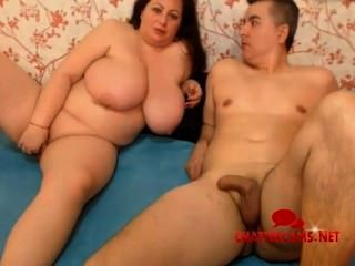Man And His Fat Wife Sex Cam