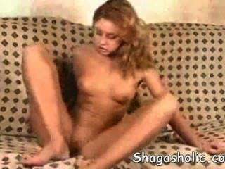 Sweetie Playing With Her Pussy _ Redtube Free