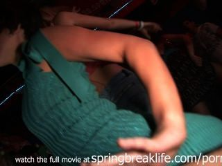Up Skirt, Girls Kissing And Flashing