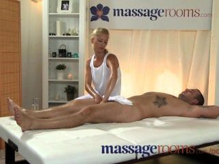 Massage Rooms Horny Shy Young Teen Gets A Deep Pounding From A Big Fat Cock