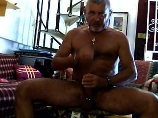I Show My Wet Cock And Big Balls When Horny !