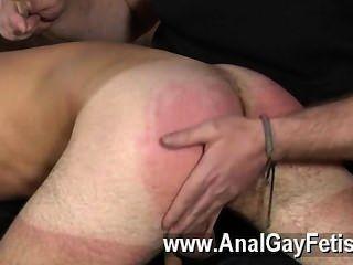 Hot Gay Scene Spanking The Schoolboy Jacob