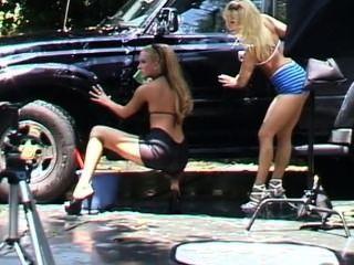 Adajja & Montana Gunn - Tushy Girl Video Magazine, Part 1