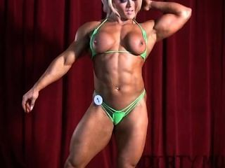 Lisa Cross - Sexy On Stage